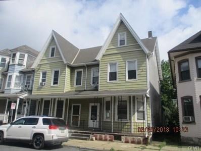 1117 Washington Street, Easton, PA 18042 - MLS#: 586835