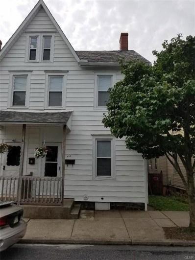 633 Spring Street, Bethlehem, PA 18018 - MLS#: 587046