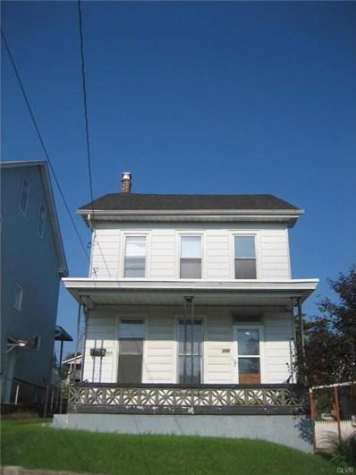 350 N 2Nd Street, Lehighton Borough, PA 18235 - MLS#: 587453