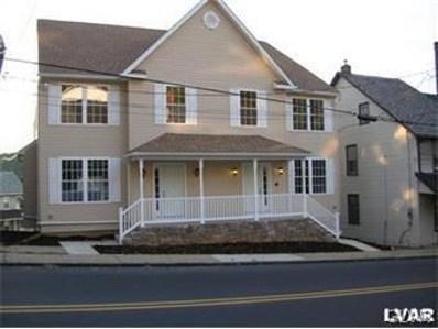 824 Wyandotte Street, Bethlehem, PA 18015 - MLS#: 587539