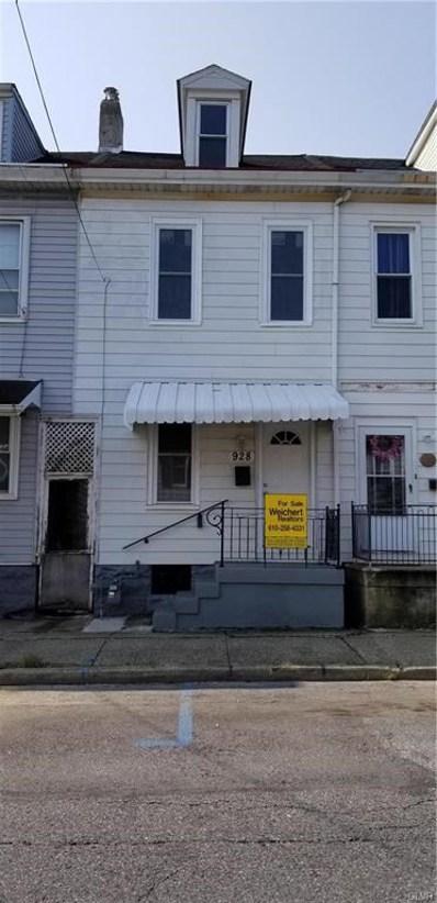 928 Lehigh Street, Easton, PA 18042 - MLS#: 588180