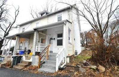 821 Muschlitz Street, Bethlehem, PA 18015 - MLS#: 589300