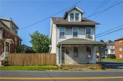 1501 Butler Street, Easton, PA 18042 - MLS#: 589442