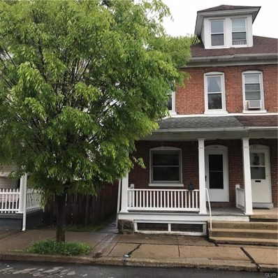 123 W Wilkes-Barre Street, Easton, PA 18042 - MLS#: 589459