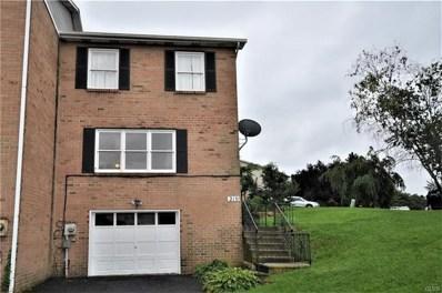 210 Vista Drive, Easton, PA 18042 - MLS#: 589462