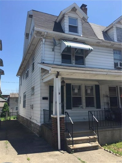 824 Fernwood Street, Bethlehem, PA 18018 - MLS#: 589687