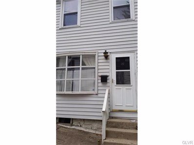 27 S Locust Street, Easton, PA 18042 - MLS#: 589865