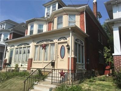 2021 Ealer Avenue, Easton, PA 18042 - MLS#: 589965