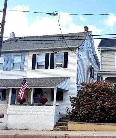 425 Main Street, Walnutport, PA 18088 - MLS#: 589970