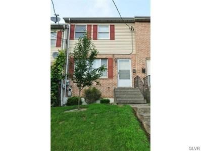 625 S Filmore Street, Allentown, PA 18103 - MLS#: 590497