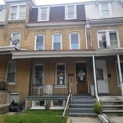 419 W Allen Street, Allentown, PA 18102 - MLS#: 590641
