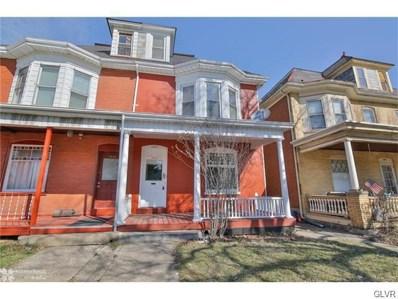 1453 Washington Street, Easton, PA 18042 - MLS#: 590860