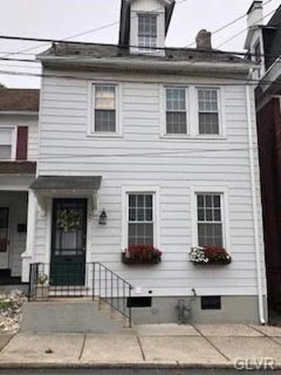 126 E Garrison Street, Bethlehem, PA 18018 - MLS#: 590882