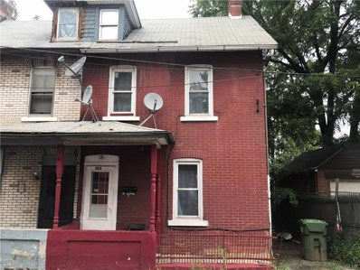 402 Sheets Street, Bethlehem, PA 18015 - MLS#: 591155