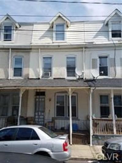 743 N Lumber Street, Allentown, PA 18102 - MLS#: 591227
