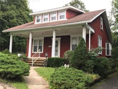 714 Center Street, Jim Thorpe, PA 18229 - MLS#: 591237