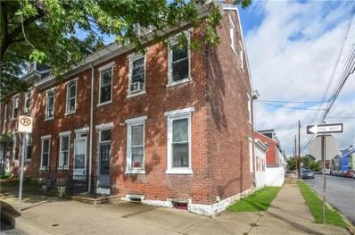 1101 Ferry Street, Easton, PA 18042 - MLS#: 592267