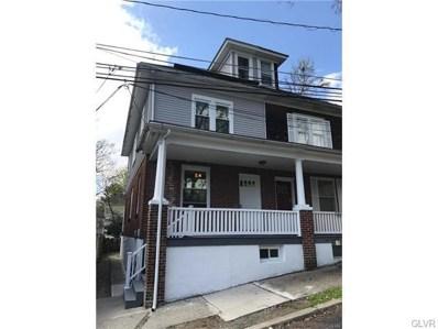 912 Porter Street, Easton, PA 18042 - MLS#: 592316
