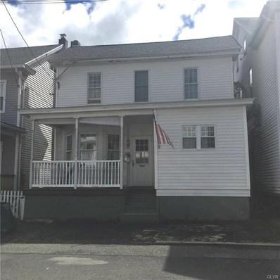 107 E Hazard Street, Summit Hill, PA 18250 - MLS#: 592587
