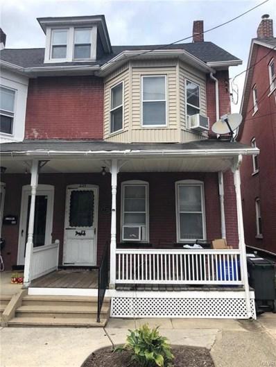 235 E Ettwein Street, Bethlehem, PA 18018 - MLS#: 592640