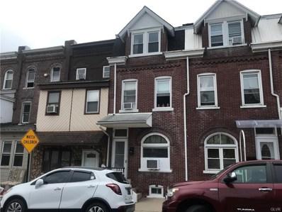 534 N 2Nd Street, Allentown, PA 18102 - MLS#: 592641
