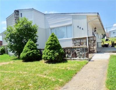 926 Genesee Street, Allentown, PA 18103 - MLS#: 592719