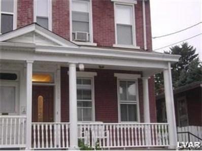 742 Pawnee Street, Bethlehem, PA 18015 - MLS#: 592771