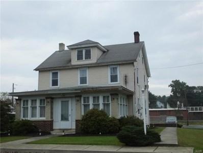 170 Canal Street, Walnutport, PA 18088 - MLS#: 592823