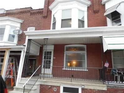 319 N 15th Street, Allentown, PA 18102 - MLS#: 593058