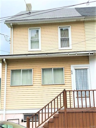 68 W Ridge Street, Nesquehoning, PA 18240 - MLS#: 593121