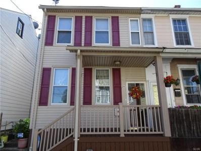 26 E Garrison Street, Bethlehem, PA 18018 - MLS#: 593722