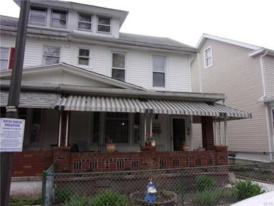 123 W Holland Street, Summit Hill, PA 18250 - MLS#: 594083