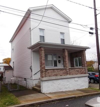 343 W Iron Street, Summit Hill, PA 18250 - MLS#: 595734
