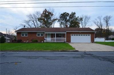 325 Willow Avenue, Walnutport, PA 18088 - MLS#: 595750