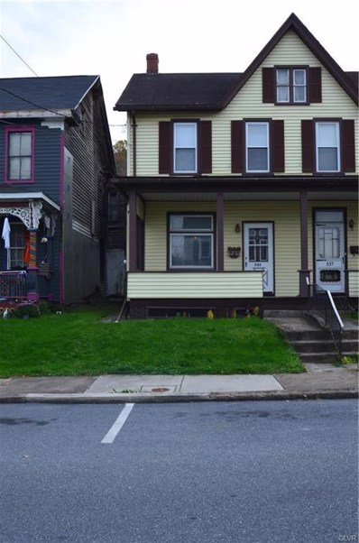 535 Washington Street, Slatington, PA 18080 - MLS#: 595765