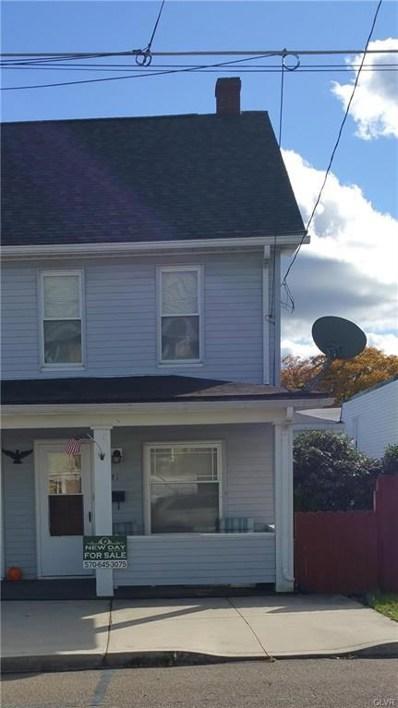 121 E Holland Street, Summit Hill, PA 18250 - MLS#: 595963