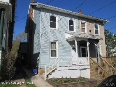 26 E 6th Street, Jim Thorpe, PA 18229 - MLS#: 596481