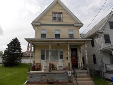 421 South Street, Jim Thorpe, PA 18229 - MLS#: 597200