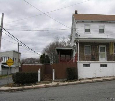 39 Leisenring Street, Lansford, PA 18232 - MLS#: 597226