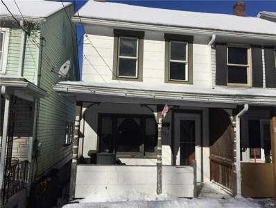 539 E Abbott Street, Lansford, PA 18232 - MLS#: 599000
