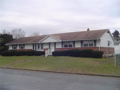 7106 Hillcrest Drive, Macungie, PA 18062 - MLS#: 599303