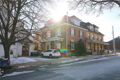 516 Church Street, Easton, PA 18042 - MLS#: 599579