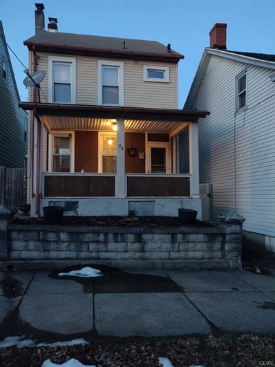 24 W Fairview Street, Bethlehem, PA 18018 - MLS#: 601344