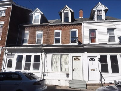 821 N Liberty Street, Allentown, PA 18102 - MLS#: 601558