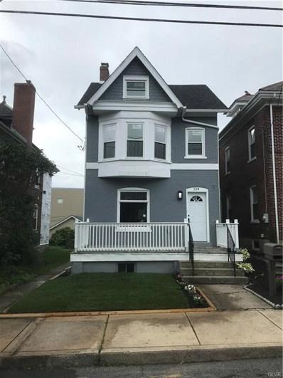 214 N 4Th Street, Emmaus, PA 18049 - MLS#: 606761
