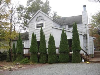 50 Blackfoot Trail, Albrightsville, PA 18210 - MLS#: 606932