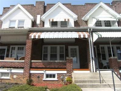 2011 W Washington Street, Allentown, PA 18104 - MLS#: 607353