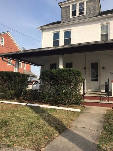 509 Walnut Street, Catasauqua, PA 18032 - MLS#: 607609
