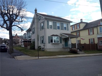 203 E Church Street, Slatington, PA 18080 - MLS#: 607737