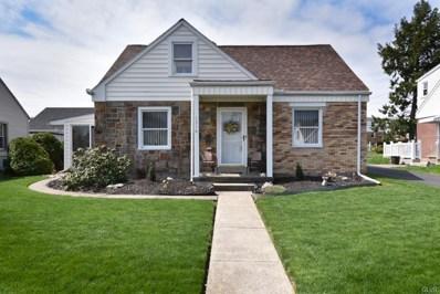 1316 N Van Buren Street, Allentown, PA 18109 - MLS#: 608193